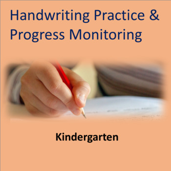 Handwriting Tools for Teachers, Students, OTs Kindergarten