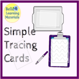Handwriting - Tracing Cards