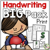 Handwriting ULTIMATE Pack! (Print/Traditional Manuscript)