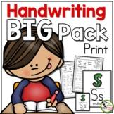Handwriting ULTIMATE Pack! (Print/Traditional Manuscript)