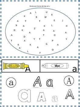 Handwriting- Uppercase Alphabet