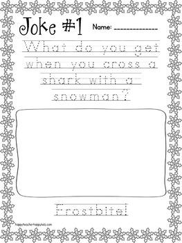 Handwriting Winter