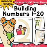 Handwriting Without Tears Inspired Number Building Cards HWT Numbers