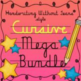 Handwriting Without Tears® style CURSIVE BUNDLE and FREE BONUS