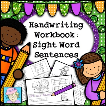Handwriting Practice with Sentences | Handwriting Practice with Letter Formation