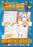 Handwriting Workbook (lower case letters) - CC L.K.1