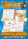 Handwriting Workbook (upper case letters) - CC L.K.1