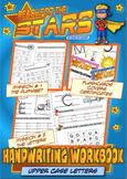 Handwriting Workbook (upper case letters) - CC L.K.1