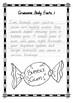 Handwriting Worksheet Bundle: Gruesome Body Facts - Foundation Cursive