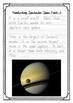 Handwriting Worksheet Bundle: Spectacular Space Facts - Foundation Manuscript