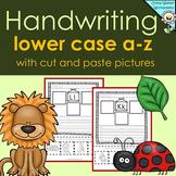 Handwriting Worksheets - Lower Case