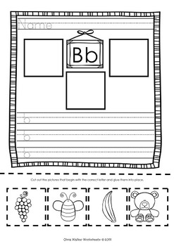 Handwriting Worksheets - Lower Case