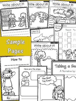 Handwriting & Writing Practice - Pack 10