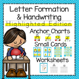 Handwriting and Letter Formation