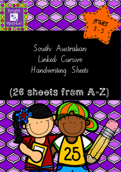 Handwriting for Grades 3 - 5