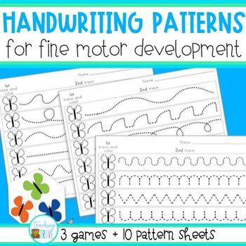 Handwriting Patterns