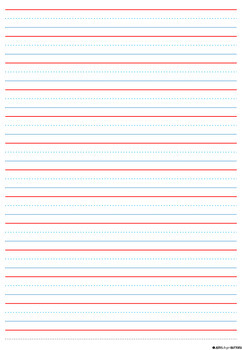 Handwriting worksheets with high frequency words by Bright Buttons
