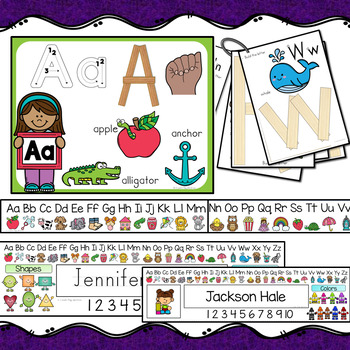 Handwriting without Tears HWT Inspired MEGA BUNDLE