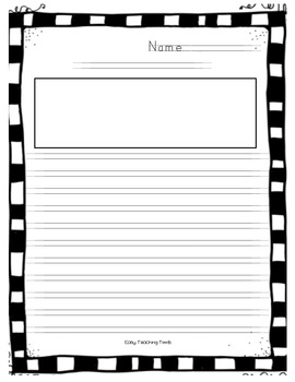 image relating to Handwriting Without Tears Printable Paper referred to as Handwriting devoid of Tears Paper FREEBIE