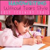 Handwriting without Tears for the Entire Year