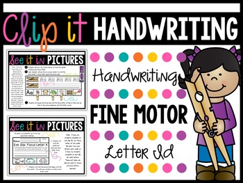 Handwriting (Clip It)