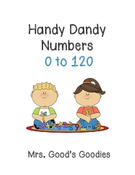 Handy Dandy Numbers 0 to 120