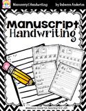 Handwriting D'Nelian  - Manuscript