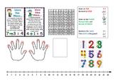 Handy Helper Math Mat