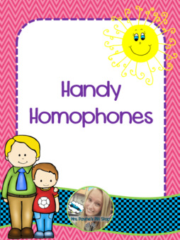 Handy Homophones