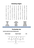 Handy Math Worksheets (Time Fillers or Extra Work)