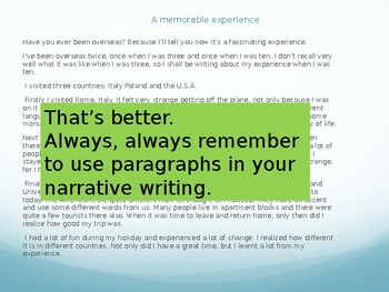 Handy Writing Hints for English Students