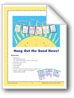 Hang Out the Good News! (Bulletin Board)