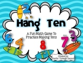 Hang Ten Math Game