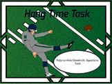 Hang Time Task