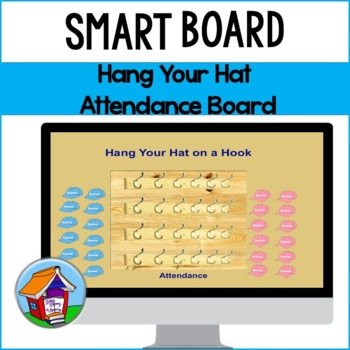 Hang Your Hat Attendance Board