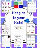 Hang on to your Hats!  ...a PK & K Thematic Unit  (55 Pages)