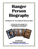 Biography Hanger Person Project