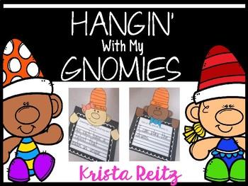 Hangin' With My Gnomies {Gnome Craftivity}