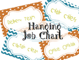 Hanging Job Chart