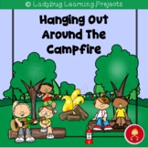 Hanging Out Around The Campfire Emergent Reader and Writing Set