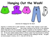Hanging Out the Wash