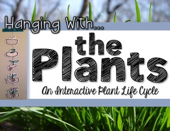 Hanging With... The Plants - Interactive Plant Life Cycle
