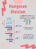 Hangman Division Digital Anchor Chart
