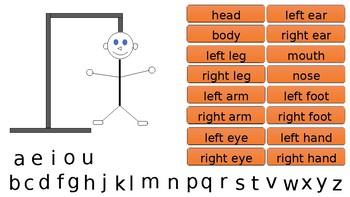 Hangman PowerPoint Game Template