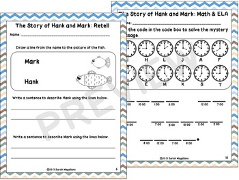 Activities About Telling Time to the Hour