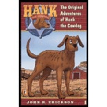 The Original Adventures of Hank The Cowdog Comprehension Unit - Chapter 2