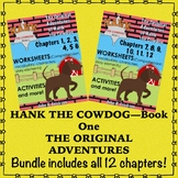 Hank the Cowdog The Original Adventures Worksheets Bundle