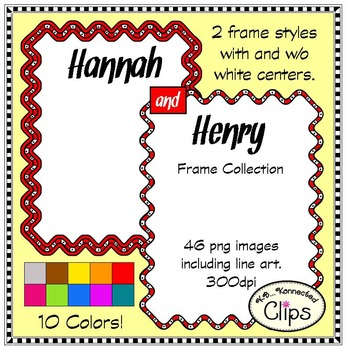 Hannah and Henry Frame Collection