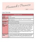 Hannah's Promise Lesson for Large & Small Groups