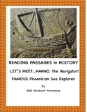 Hanno: Phoenician Sea Explorer (Distance Learning)Reading Passage